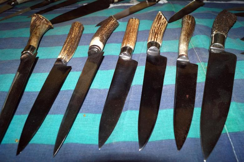 Cuchillos Ruta de Artesanos