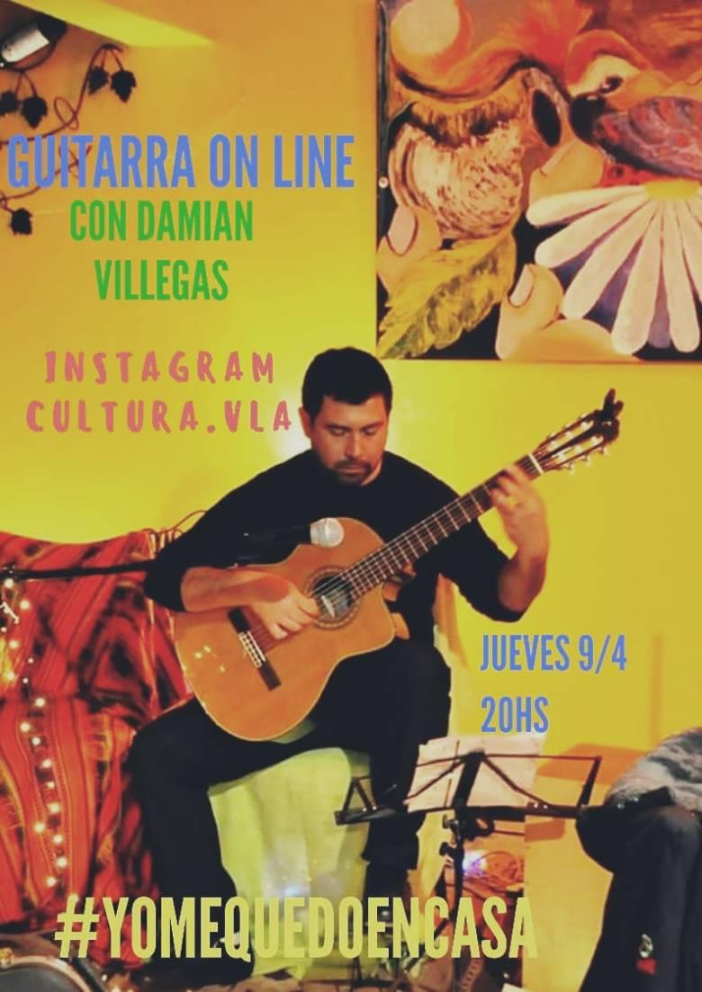 Guitarra on line