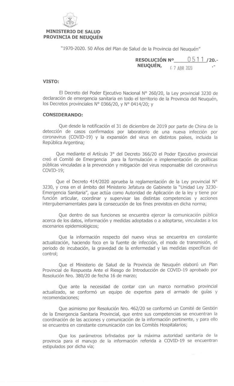 RES 0511.2020 RATIFICAR COMITE DE EMERGENCIA PROVINCIAL-1