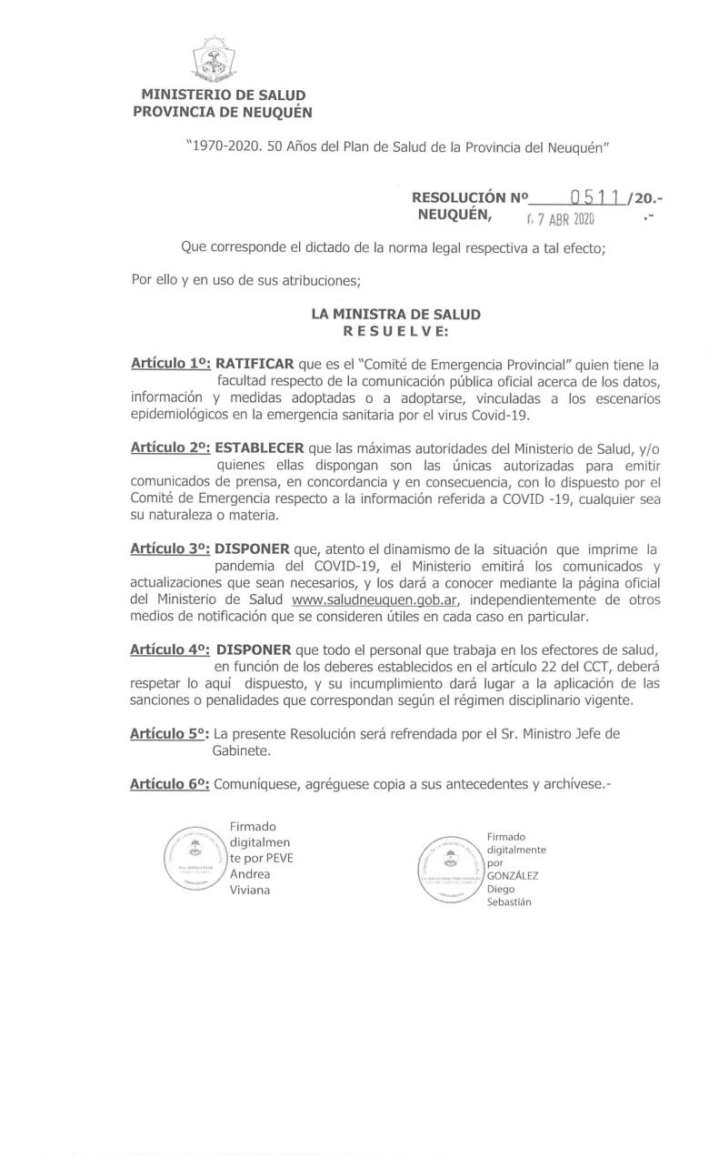 RES 0511.2020 RATIFICAR COMITE DE EMERGENCIA PROVINCIAL-2