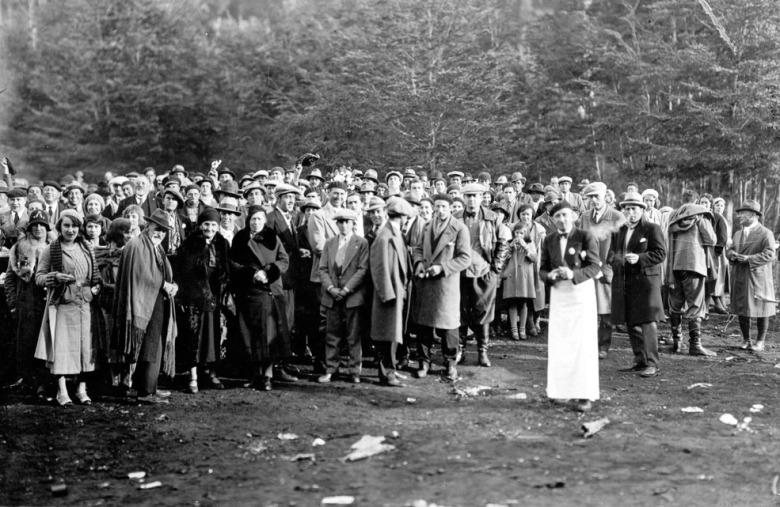Reunión Inaugurac E-T-C 15-05-1932