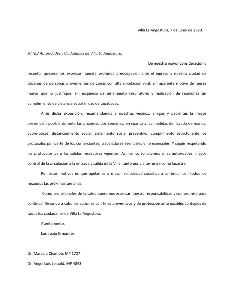 carta profesionales de salud -1