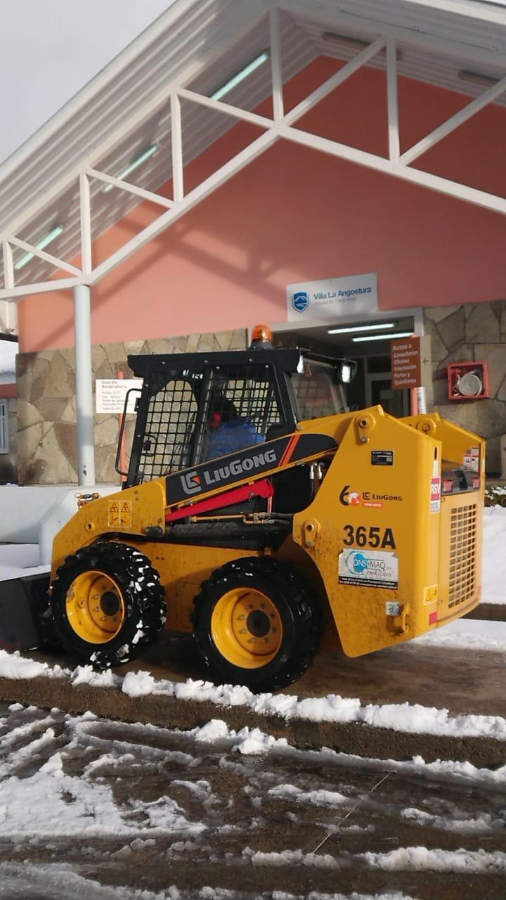 Trabajos nevada 12-6 2