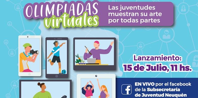 Olimpiadas virtuales juveniles 2020