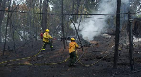 Brigadistas forestales advirtieron descuentos de hasta $30.000 en sus sueldos